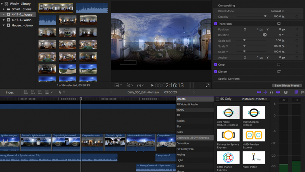 Final Cut Pro X - The best Adobe Premiere Pro alternative for Mac