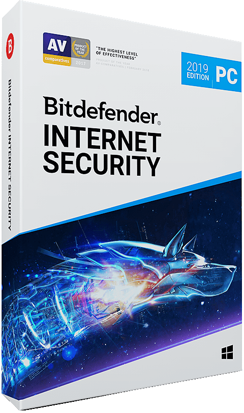 Bitdefender Internet Security Box