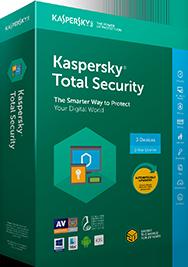 Kaspersky Total Security Box