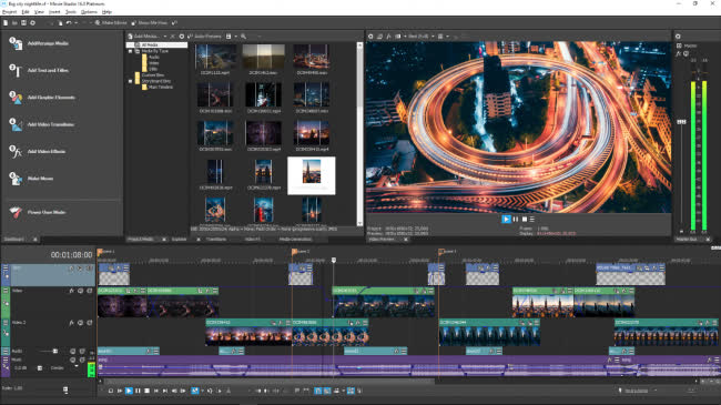 Vegas Pro - Adobe Premiere alternative for Windows
